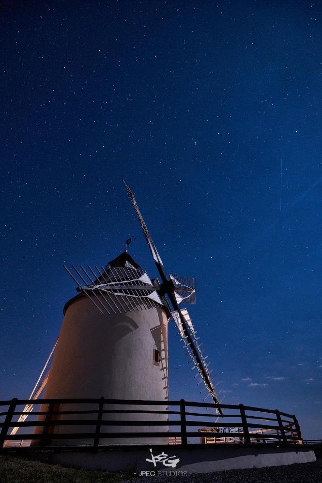 Nuit étoilee